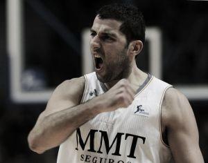 Bourousis, MVP de la 2ª jornada de playoff en Euroliga