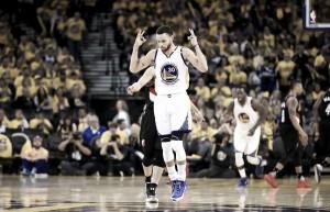 Com atuação dominante, Warriors vencem segundo jogo contra Trail Blazers