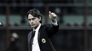 """Coppa Italia, Inzaghi: """"Abbiamo creato tanto, bravi a reagire. Pazzini ha tutta la mia fiducia"""""""
