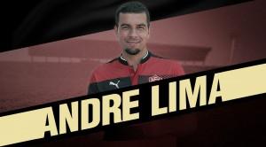Vitória anuncia retorno do atacante André Lima ao clube após três anos