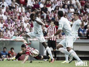 """Iraola: """"Era clave ponernos por delante en el marcador y no hemos podido"""""""