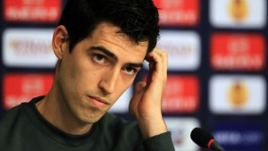 """Iraola: """"Valverde quiere que apretemos arriba con todo"""""""