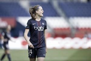 Irene Paredes logra un hito en el fútbol español femenino