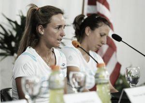"""Maria Irigoyen: """"Hay que tratar de aguantar los tiros de las Williams"""""""