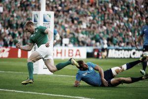 Argentina e Irlanda avanzan con paso firme