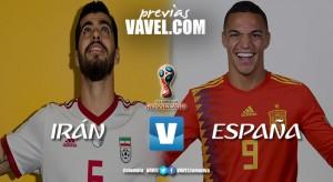Previa Irán vs España: la 'roja' va por los tres puntos, pero los iraníes no piensan ceder