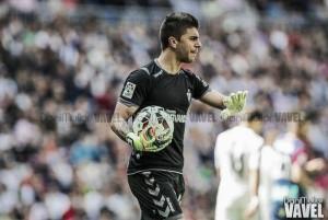 Xabi Irureta, nuevo portero del Real Zaragoza