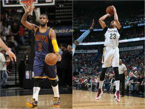 Davis e Irving, Jugadores de la Semana