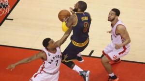 NBA - A Toronto per gara-4: Cleveland per ipotecare la serie, Raptors per il pareggio