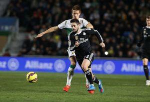 Elche - R. Madrid: puntuaciones del Elche, jornada 24 de la Liga BBVA
