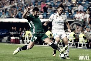 Real Madrid y Betis llegan en un gran momento de forma al encuentro del domingo
