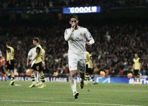 El Real Madrid encuentra el camino de la venganza