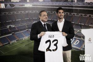 Rendimiento de los fichajes del Madrid en la temporada 13/14