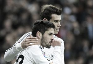 Isco defends under-fire Bale