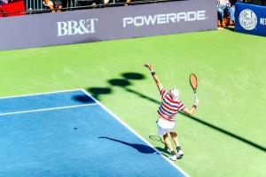 ATP Atlanta - Vige la legge Isner, Harrison al tappeto