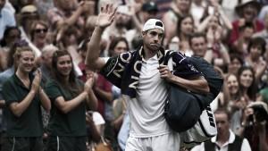 """Isner valoriza Anderson após perder exaustiva semifinal em Londres: """"Não me deixou respirar"""""""