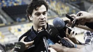Israel González confía en prolongar las buenas sensaciones al partido del domingo