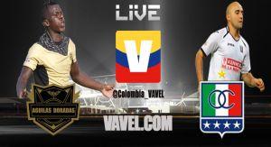 Itagüí vs Once Caldas, Liga Postobón en vivo online
