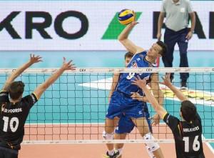 Volley M - L'Italia si infrange su un muro chiamato Belgio e saluta gli Europei