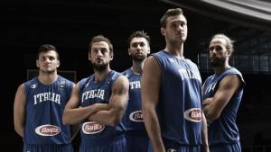 Italbasket, i convocati di Messina per la Trentino Basket Cup 2016