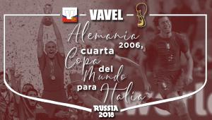 Alemania 2006, cuarta Copa del Mundo para Italia