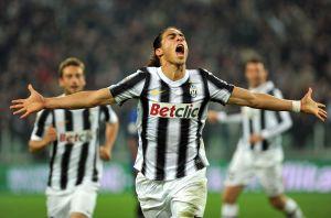 Juventus, si ferma Caceres