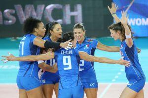 Volley, Mondiali Italia 2014: terzo successo per le azzurre, 3-0 all'Argentina
