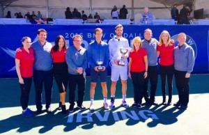Irving Tennis Classic: Paving The Way To Miami