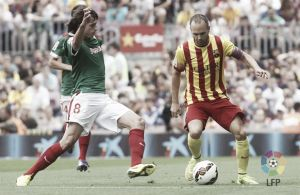 Barcelona - Athletic: puntuaciones del Athletic, jornada 3