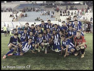 La Hoya Lorca gana el IV Trofeo Huerta de Europa