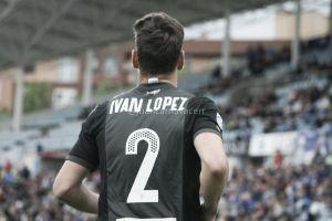 """Iván López: """"Vamos a ir a muerte a por los tres puntos"""""""