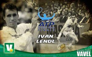 Ivan Lendl: la magnífica calculadora checoslovaca