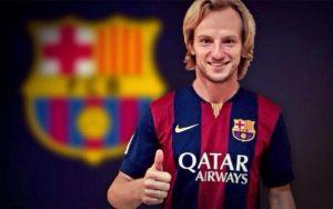 Rakitic completes Barcelona switch