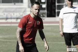 Continua la operación salida en el Albacete: Iván Sánchez y Héctor Pizana se marchan cedidos