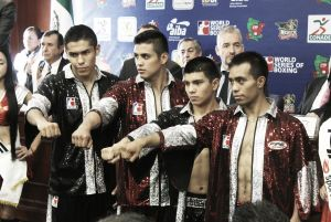 Equipo mexicano de boxeo vence a Rusia