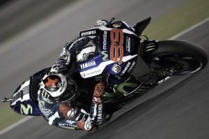 Lorenzo saldrá primero y logra un nuevo récord