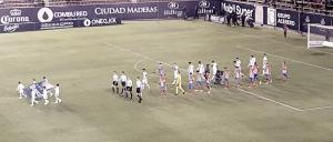 El Atlético de San Luis se sigue hundiendo en el fondo del Ascenso