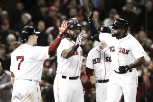 Boston Red Sox explode for 14 runs to defeat Oakland Athletics