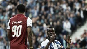 Jackson Martínez vs Felipe Pardo por la liga portuguesa