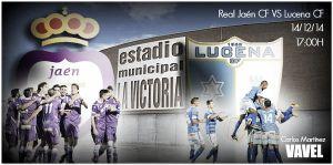 Real Jaén - Lucena CF: obligado no fallar ante el colista