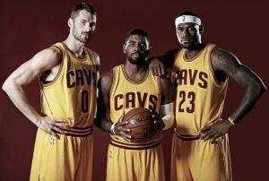 Cleveland Cavaliers 2014/2015: el retorno del Rey