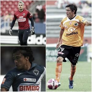 Rayados y felinos, jugadores que han pasado por Monterrey y Chiapas