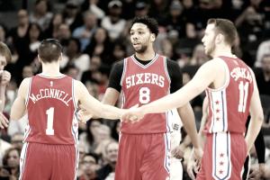 Philadelphia 76ers trade Jahlil Okafor, Nik Stauskas to Brooklyn Nets for Trevor Booker