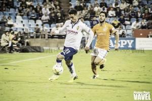 Jaime, el mejor frente a la SD Huesca según la afición