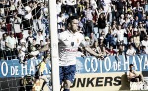 """Jaime Romero: """"La afición hoy ha estado increíble"""""""