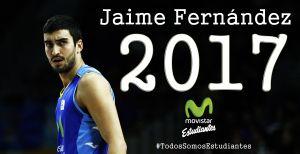 Jaime Fernández: colegial hasta 2017