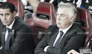 """Ancelotti: """"Hay que jugar el partido juntos, con personalidad y coraje"""""""