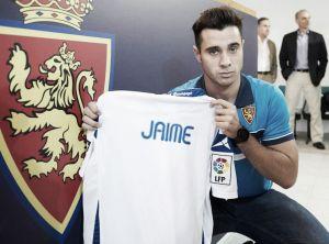 "Jaime Romero: ""Vengo para intentar ayudar al equipo a estar arriba"""