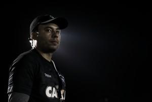 """Jair Ventura promete empenho no clássico: """"Vamos dar o nosso máximo para vencer"""""""