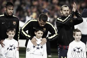 Ocho azulgranas candidatos al once del año de la UEFA